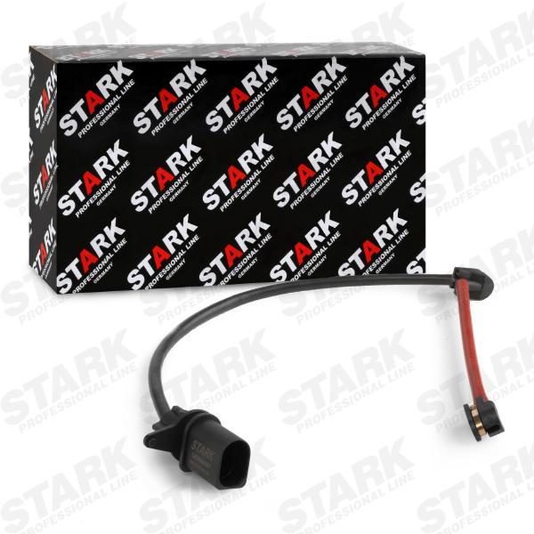 STARK: Original Warnkontakt Bremsbelagverschleiß SKWW-0190124 (Warnkontaktlänge: 260mm)