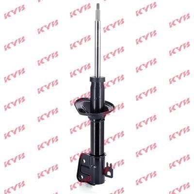 334623 KYB Excel-G Hinterachse rechts, Gasdruck, Zweirohr, Federbein, oben Stift Stoßdämpfer 334623 günstig kaufen
