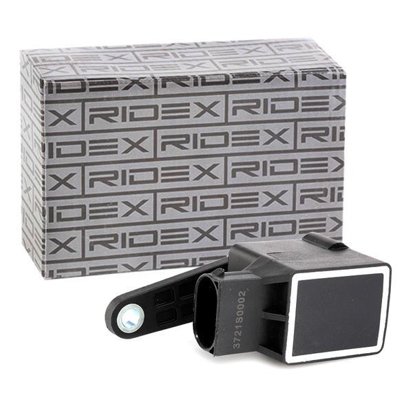 RIDEX | Sensor, Xenonlicht (Leuchtweiteregulierung) 3721S0002