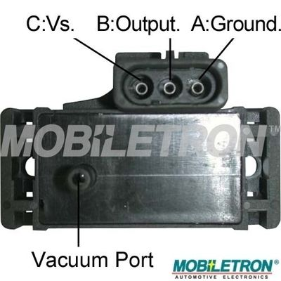 MOBILETRON Sensor, Ladedruck MS-D01