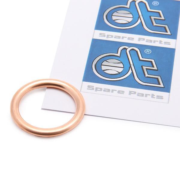 DT 6.24335 (Épaisseur: 2mm, Ø: 22mm, Diamètre intérieur: 16mm) : Joints et rondelles d'étanchéité Twingo c06 2004