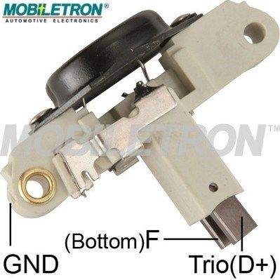 Original AUDI Regler Lichtmaschine VR-B200H