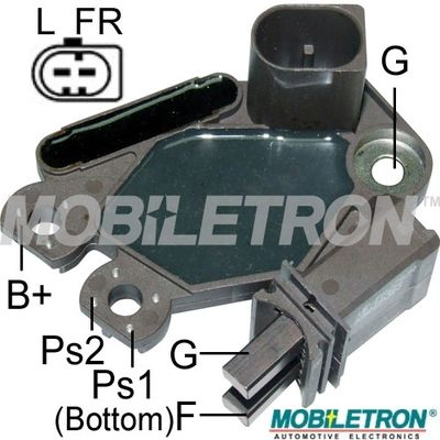 MOBILETRON Generatorregler VR-PR2292H