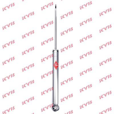 553308 KYB Gas A Just Hinterachse, Gasdruck, Einrohr, Teleskop-Stoßdämpfer, oben Stift, unten Auge Stoßdämpfer 553308 günstig kaufen
