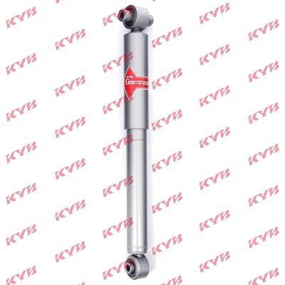 553358 KYB Gas A Just Hinterachse, Gasdruck, Einrohr, Teleskop-Stoßdämpfer, oben Auge, unten Auge Stoßdämpfer 553358 günstig kaufen