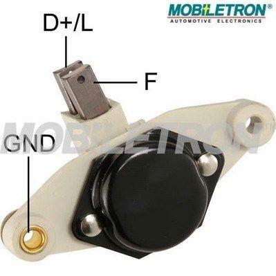 MOBILETRON: Original Regler Lichtmaschine VR-B193M (Betriebsspannung: 14V)