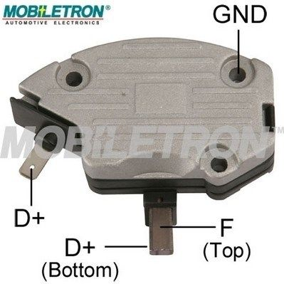 LAND ROVER DEFENDER 2012 replacement parts: Alternator Regulator MOBILETRON VR-LC111 at a discount — buy now!