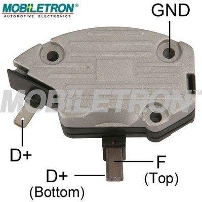 Pieces detachees RENAULT 15 1974 : Régulateur d'alternateur MOBILETRON VR-LC111 Tension du réseau: 14V - Achetez tout de suite!