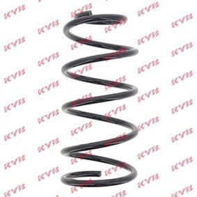 RC3011 KYB K-Flex framaxel, för fordon med standardchassi L: 343mm, Ø: 156mm Spiralfjäder RC3011 köp lågt pris