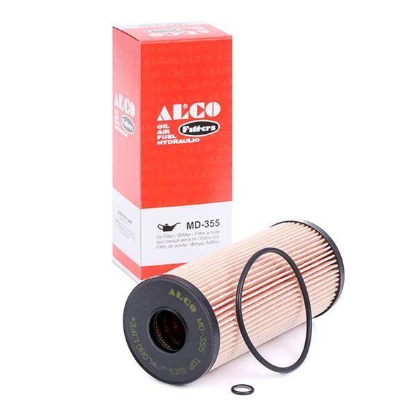 Alyvos filtras MD-355 ALCO FILTER — tik naujos dalys