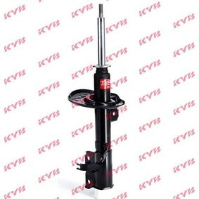 Shock Absorber 339196 for NISSAN QASHQAI / QASHQAI +2 (J10, JJ10) — get your deal now!