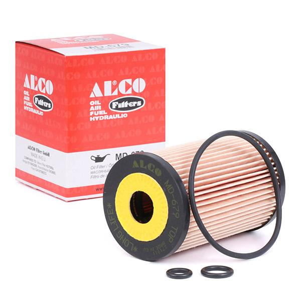 Motorölfilter ALCO FILTER MD-679