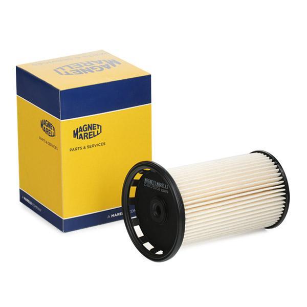 Palivový filtr 153071760753 s vynikajícím poměrem mezi cenou a MAGNETI MARELLI kvalitou