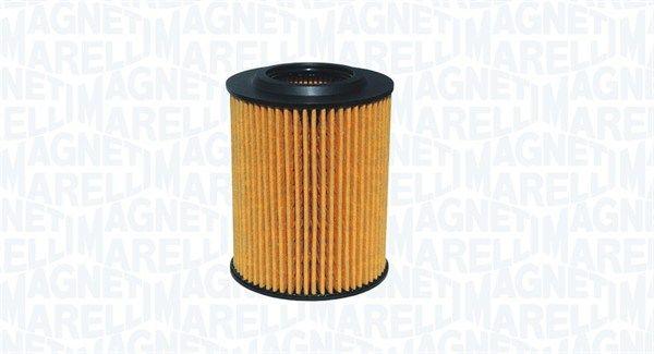 Ölfilter MAGNETI MARELLI 153071760764