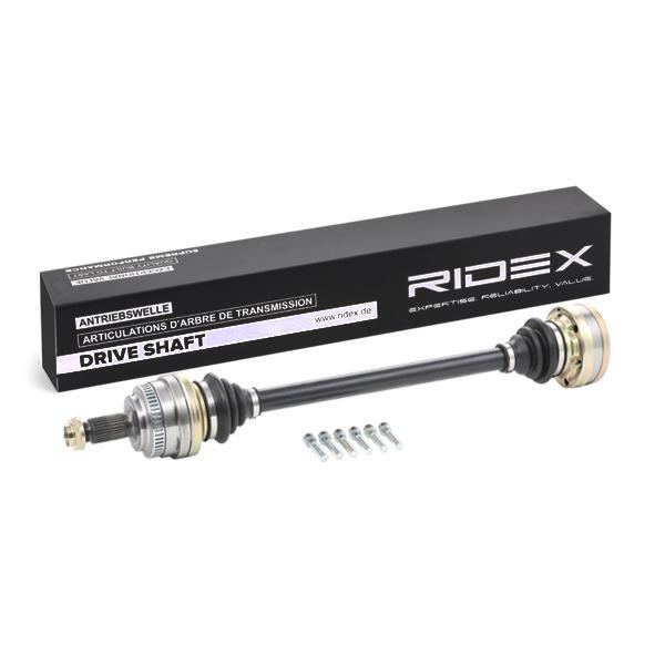 13D0154 Gelenkwelle RIDEX 13D0154 - Große Auswahl - stark reduziert