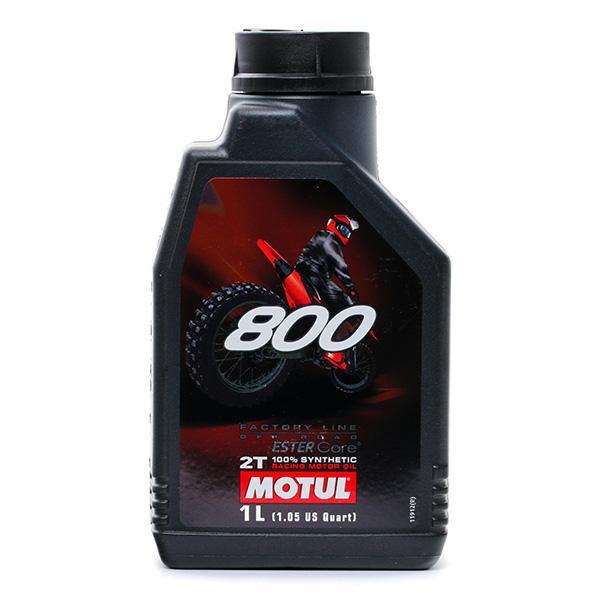 Olio motore MOTUL 104038 Recensioni