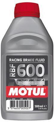 MOTUL: Original Bremsflüssigkeit 100948 (DOT 4)