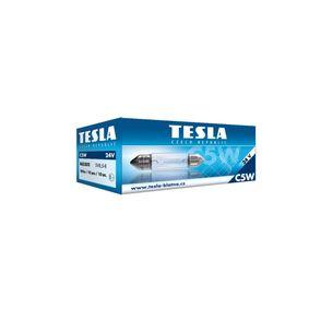 Koop en vervang Gloeilamp, kentekenplaatverlichting TESLA B85302