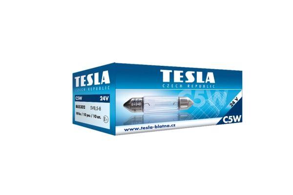 Lampadina luce posteriore B85302 TESLA — Solo ricambi nuovi