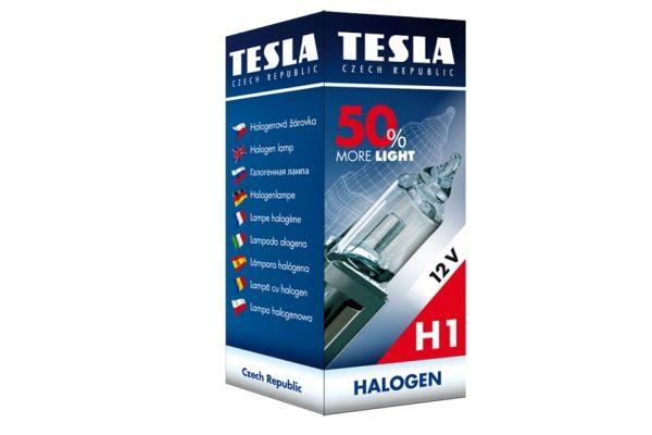 B30101 TESLA P14,5s, 12V, 55W Glühlampe, Hauptscheinwerfer B30101 günstig kaufen