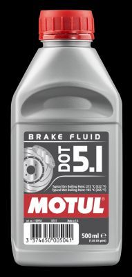 MOTUL | Liquido freni 100950
