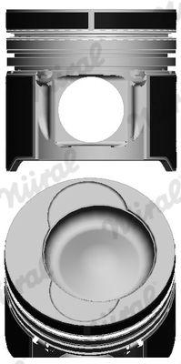 NÜRAL Piston for ASKAM (FARGO/DESOTO) - item number: 87-136500-10