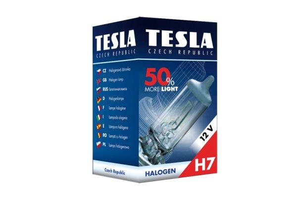 B30701 TESLA PX26d, 12V, 55W Glühlampe, Hauptscheinwerfer B30701 günstig kaufen