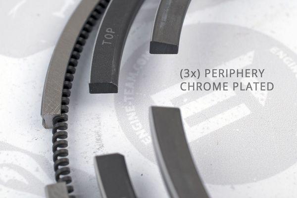 ET ENGINETEAM Kolvringsats R1003100 till MERCEDES-BENZ:köp dem online