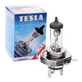 B10401 TESLA 60/55W, 12V, H4 Glühlampe, Fernscheinwerfer B10401 günstig kaufen