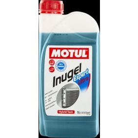 buy and replace Antifreeze MOTUL 101079