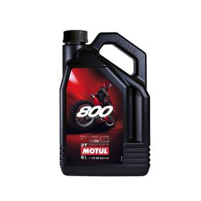 8002TFLOFFROAD MOTUL 800, 2T FL OFF ROAD 4l, Full Synthetic Oil Engine Oil 104039 cheap