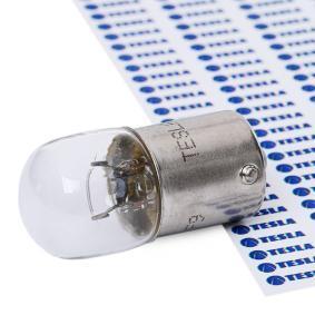 Pirkti B56101 TESLA R10W, 12V, 10W Lemputė, indikatorius B56101 nebrangu
