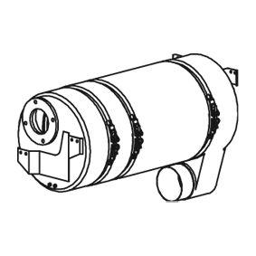 DINEX Filtro antiparticolato / particellare, Impianto gas scarico 51369 acquisti con uno sconto del 20%