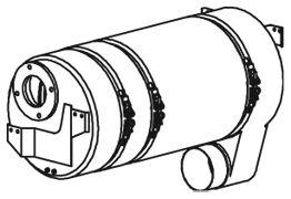 Køb DINEX Sod- / partikelfilter, udstødningssystem 51368 lastbiler