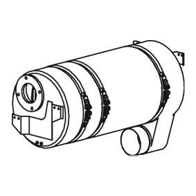 Ruß- / Partikelfilter, Abgasanlage DINEX 51368 mit 15% Rabatt kaufen