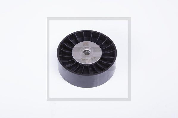 PETERS ENNEPETAL Medløberhjul, multi-V-rem til SCANIA - vare number: 120.250-00A
