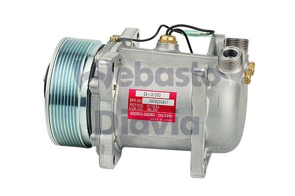 Original JAGUAR Kompressor Klimaanlage 62015137A