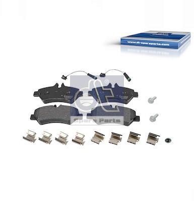 Buy DT Brake Pad Set, disc brake 4.91900 truck