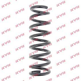 RC6279 KYB K-Flex Bakaxel L: 356mm, Ø: 118mm Spiralfjäder RC6279 köp lågt pris
