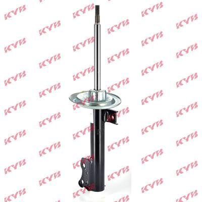 333614 KYB Excel-G Vorderachse, Gasdruck, Zweirohr, Federbein, oben Stift Stoßdämpfer 333614 günstig kaufen