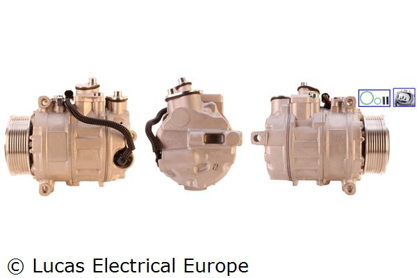 Kompressor LUCAS ELECTRICAL ACP01023