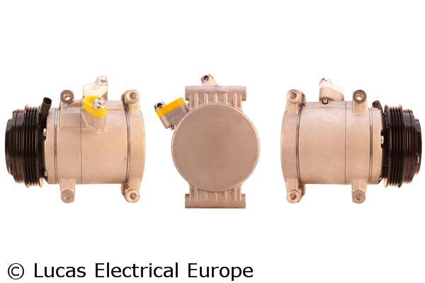 OE Original Kompressor Klimaanlage ACP01032 LUCAS ELECTRICAL