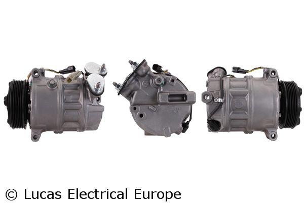 OE Original Kompressor Klimaanlage ACP01037 LUCAS ELECTRICAL