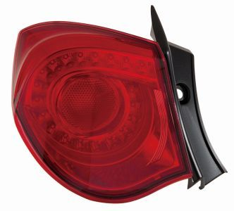 Buy original Tail lights ABAKUS 667-1908L-UE