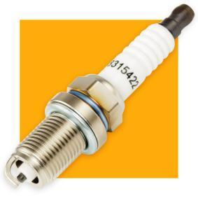 686S0002 RIDEX originální číslo: 0,9mm Zapalovací svíčka 686S0002 kupte si levně
