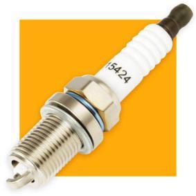 686S0003 RIDEX Dist. electr.: 0,8mm Bujía de encendido 686S0003 a buen precio