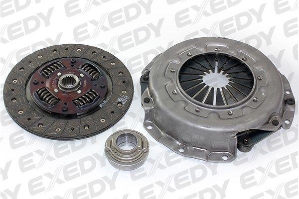 Clutch set MBK2029 EXEDY — only new parts