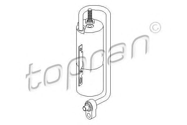 Original OPEL Trockner Klimaanlage 207 184