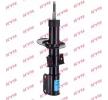 Amortizatorius 634908 su puikiu KYB kainos/kokybės santykiu