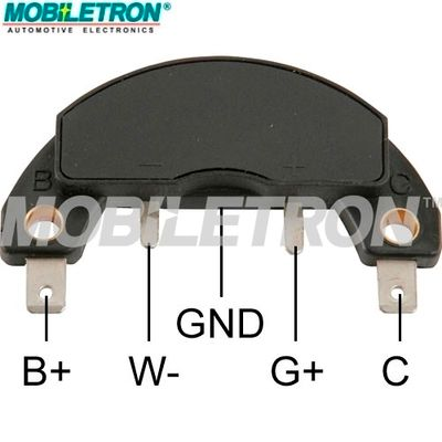 Osta IG-M001 MOBILETRON Lülitusseade, Süütesüsteem IG-M001 madala hinnaga